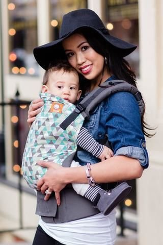 EQUILATERAL Tula Toddler Carrier 11-27kgs / 25-60i lbs