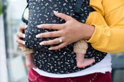 CELEBRATE Tula Free-to-Grow Baby Carrier