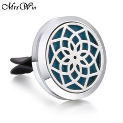 Car Air Diffuser, Freshener - Essential Oil Diffuser - Rosette 2
