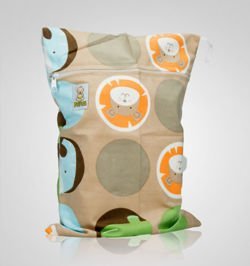 "Diaper Bag ""Zoo"""