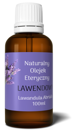 LAVENDER essential oil, 30ml & 100ml