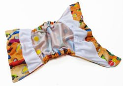 Newborn Diaper Cover 3-7kg - CARS