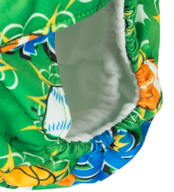 "Pocket diaper ""Pitch"", double gussets"