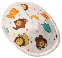 Profiled Breast Pads ANIMALS, 2pcs