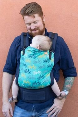 Round and Round Tula Baby Carrier 7-20 kg / 15-45 lbs